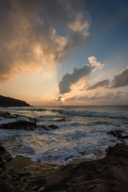 Molokai Sunset - 2V_057413